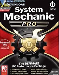 System Mechanic Pro v20.5.1.109