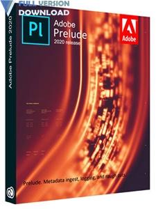 Adobe Prelude 2020 v9.0.2.107
