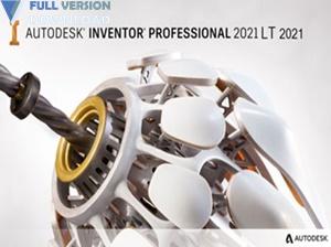 Autodesk Inventor Professional 2021.2 + LT 2021