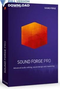 MAGIX SOUND FORGE Pro Suite v14.0.0.130