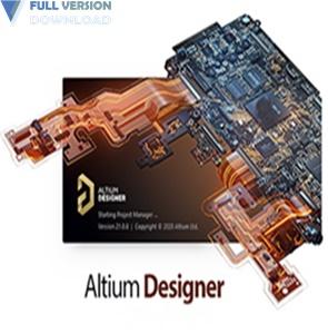 Altium Designer v21.0.8