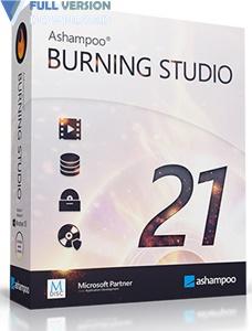 Ashampoo Burning Studio v22.0.0