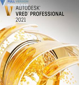 Autodesk VRED Professional v2021.3