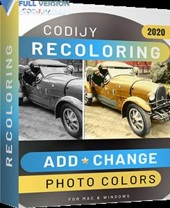 CODIJY Recoloring v3.7.6