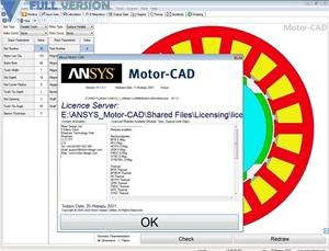 ANSYS Motor-CAD v14.1.4