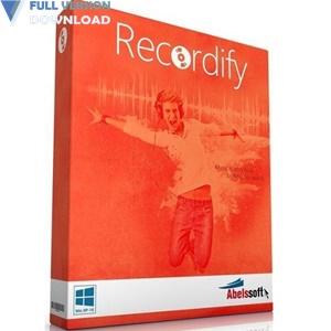 Abelssoft Recordify 2021 v6.03