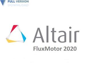 Altair FluxMotor v2020.1.0