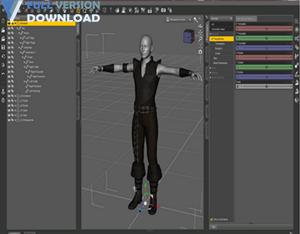 DAZ Studio Professional v4.15.0.2