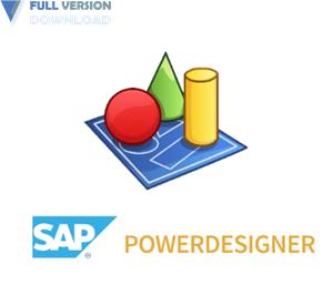 SAP PowerDesigner v16.6.6.5721 SP06