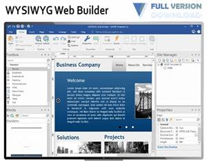 WYSIWYG Web Builder v16.1.2