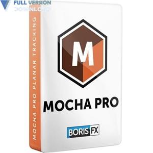 Boris FX Mocha Pro 2021 v8.0.3 Build 19