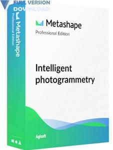 Agisoft Metashape Professional v1.7.3