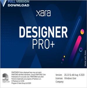 Xara Designer Pro Plus v21.0.1