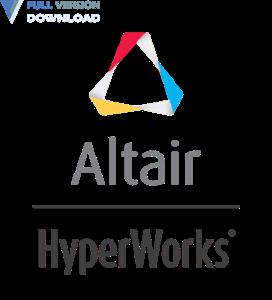 Altair HW Desktop + Solvers v2021.1.0 x64
