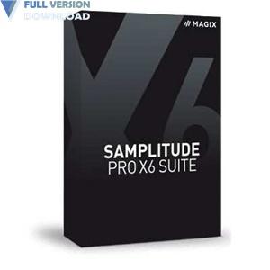 MAGIX Samplitude Pro X6 Suite v17.0