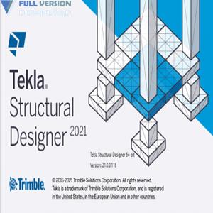 Tekla Structural Design Suite 2021 SP1 x64