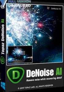 Topaz DeNoise AI v3.1.1 x64