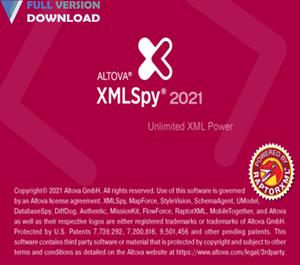 Altova MissionKit Enterprise 2021 SP1