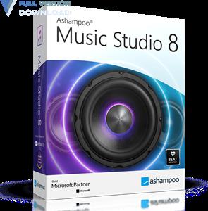 Ashampoo Music Studio v8.0.7