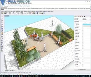 Lands Design v5.4.1.6751 for Rhino