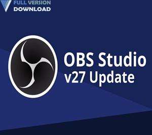 OBS Studio v27.0.