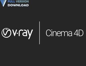 V-Ray Advanced v5.10.20 For Cinema 4D