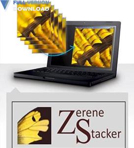 Zerene Stacker Professional v1.04 Build T202105281930