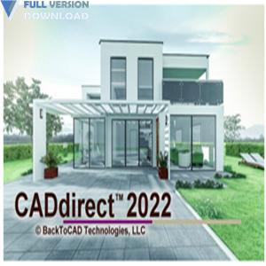 BackToCAD CADdirect 2022 v10.1