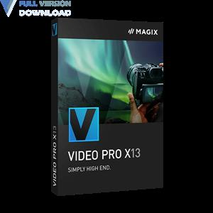 MAGIX Video Pro X13 v19.0.1.103