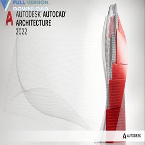 Autodesk AutoCAD Architecture v2022.0.1