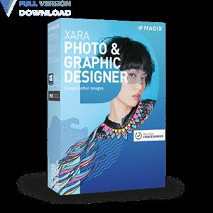 Xara Photo & Graphic Designer v18.5.0.62892
