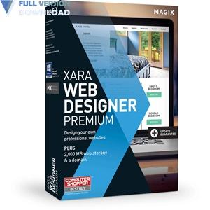 Xara Web Designer Premium v18.5.0.62892