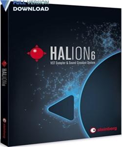 Steinberg HALion 6 v6.4.30