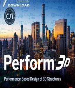 CSI Perform3D 8.0.0 Build 1134