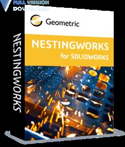 Geometric NestingWorks 2021
