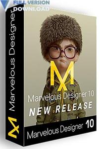 Marvelous Designer 10 Personal v6
