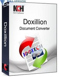 NCH Doxillion Plus 5.65