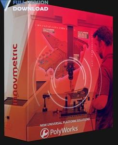 PolyWorks Metrology Suite 2021
